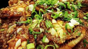 魚香鮑魚粉絲鍋