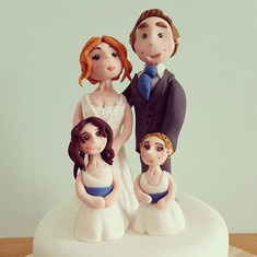 Loved making this family topper...jpg