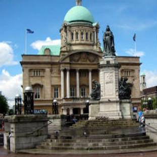 Hull City Hall Wedding Fair