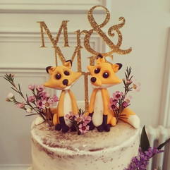 How cute is this fox and his vixen x._._