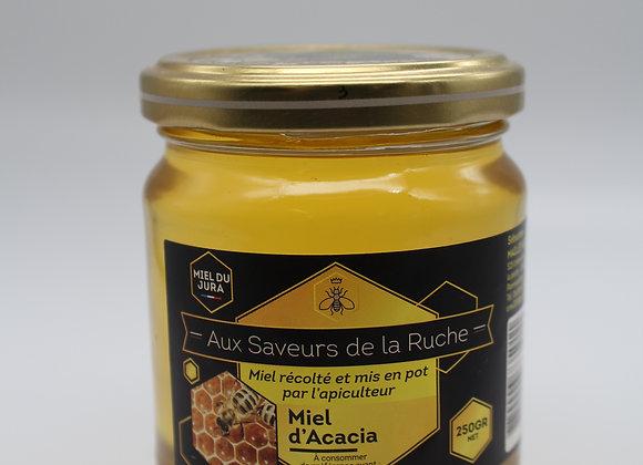 Miel d'acacia 250 gr