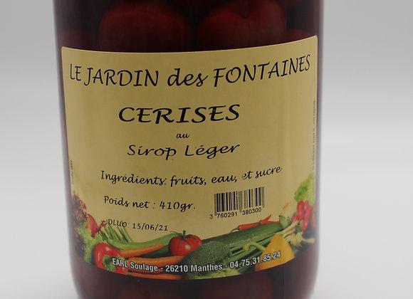 Fruits au sirop Cerise
