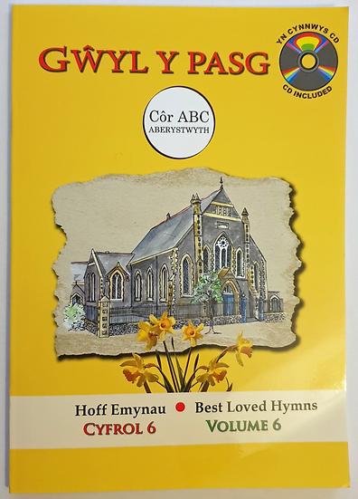 Hoff Emynau Volume 6 (Choir: Côr ABC)