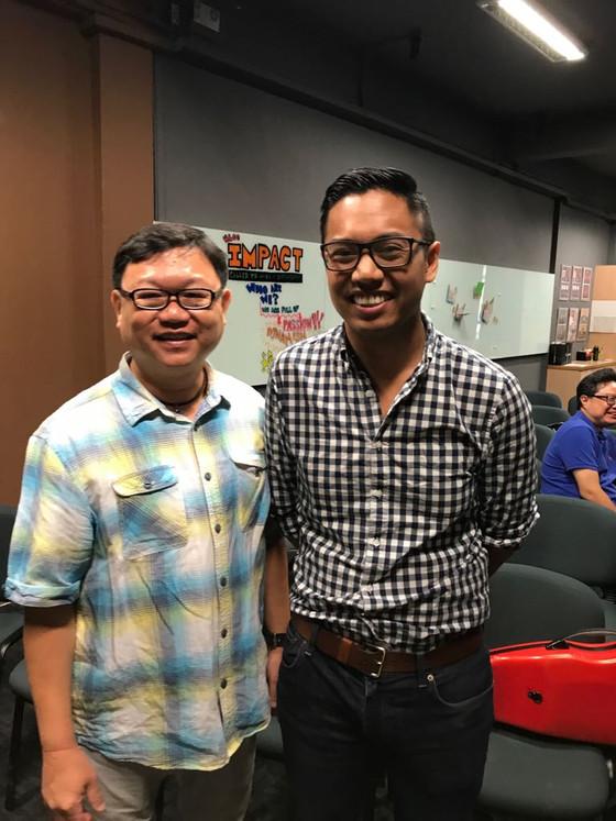 A Morning With Adrian Anantawan.