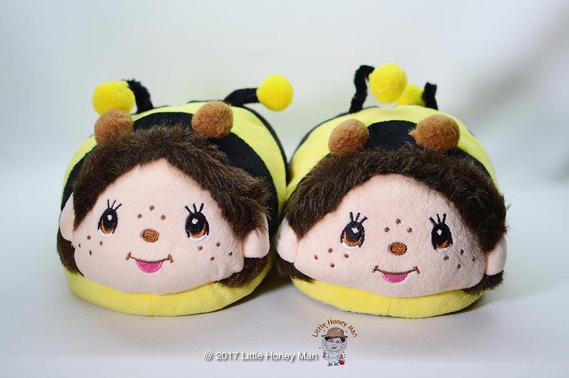 Bee Shape Bedroom Sandals