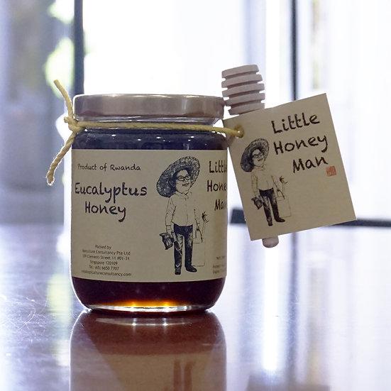 Rwanda Eucalyptus Honey