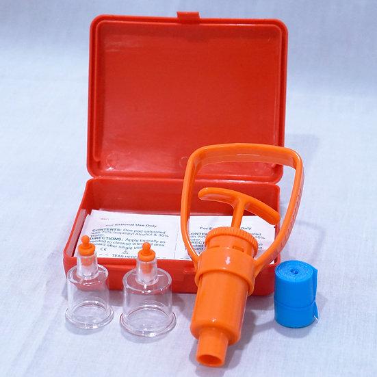 Venom Extractor Pump Vacuum Aspirator First Aid Kits