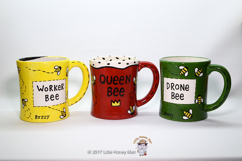 Honey Bee Family Mug