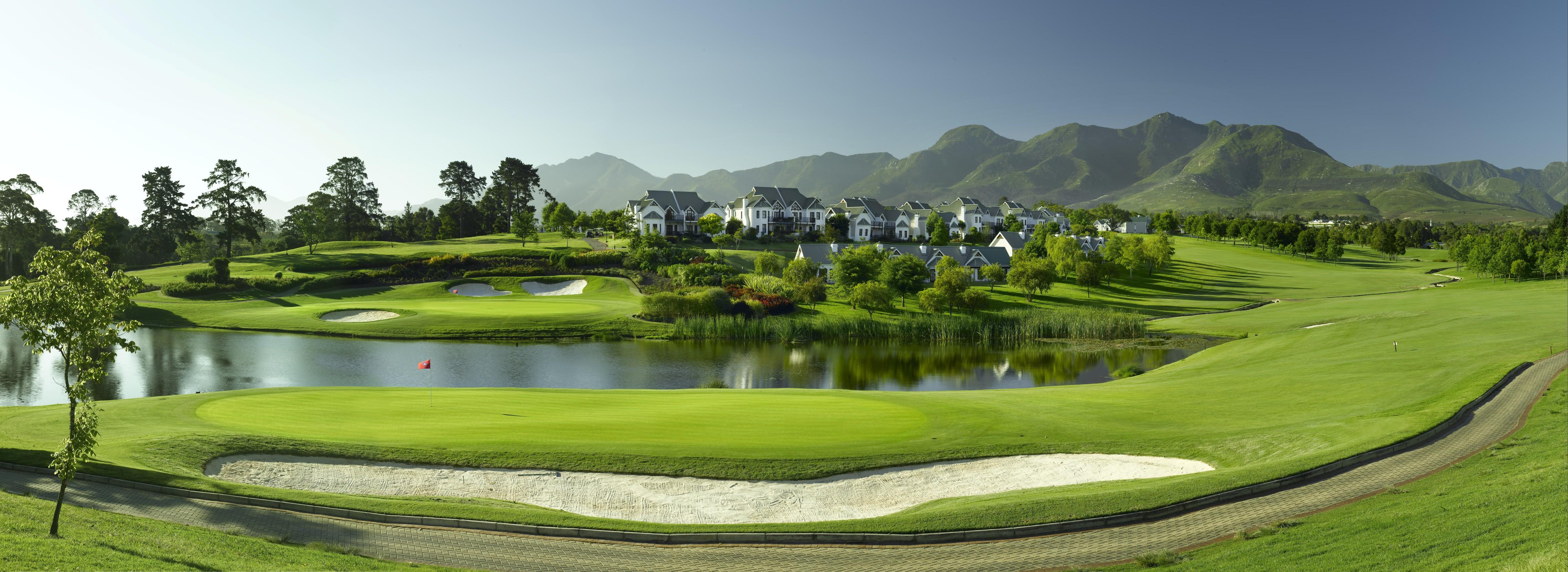 Fancourt, Golf package