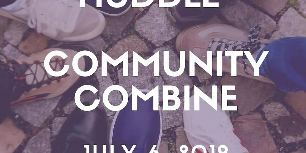 Kingdom Huddle Community Combine