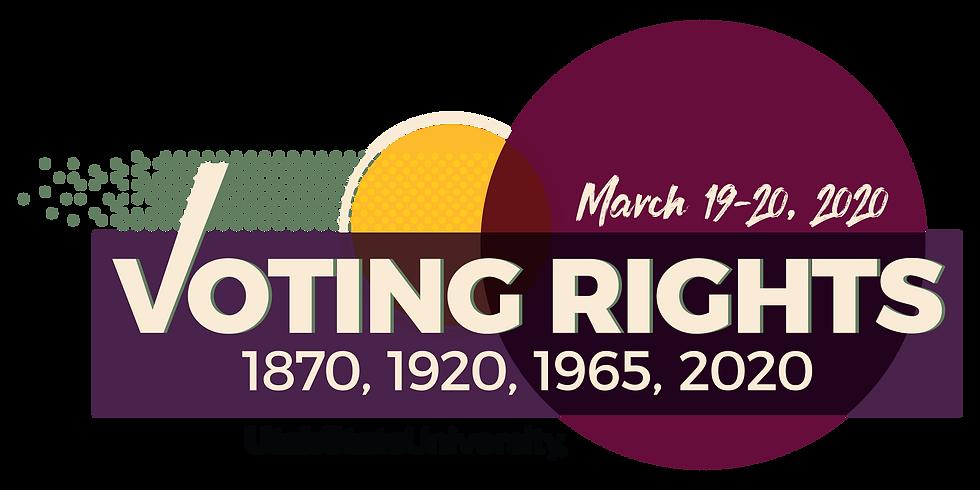 USU Voting Rights Symposium 2020