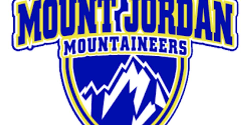 Mount Jordan Voter Registration