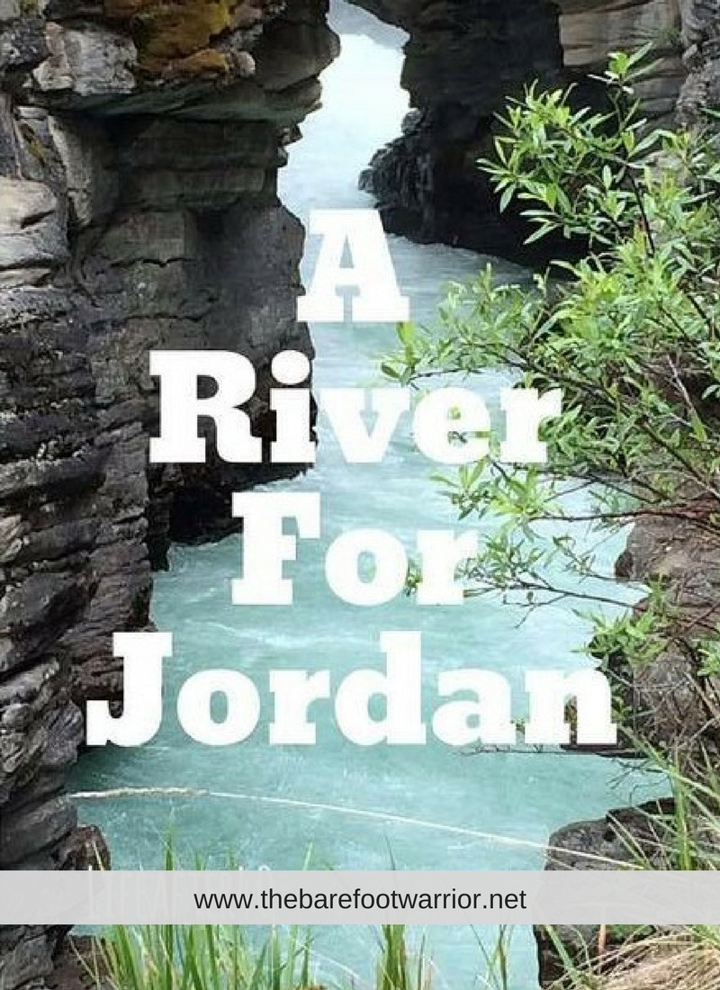 A River For Jordan