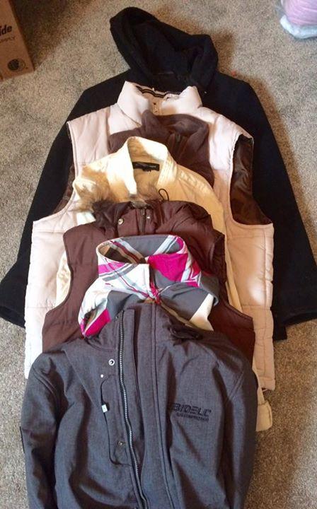 jackets to purge
