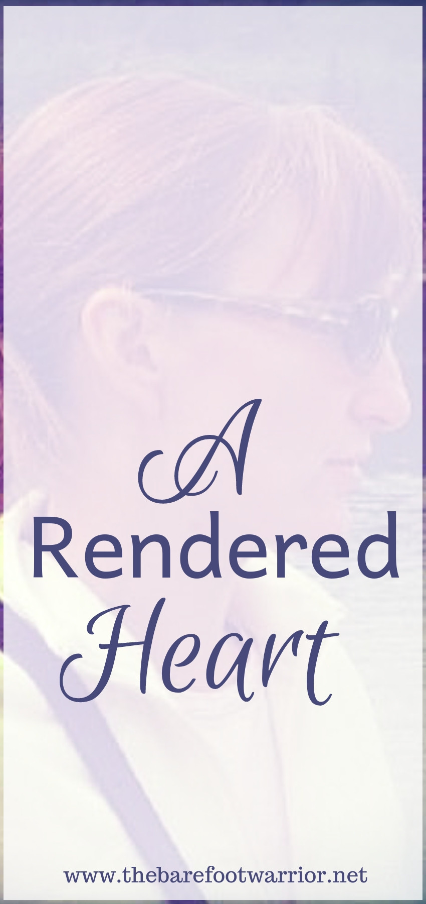 A Rendered Heart