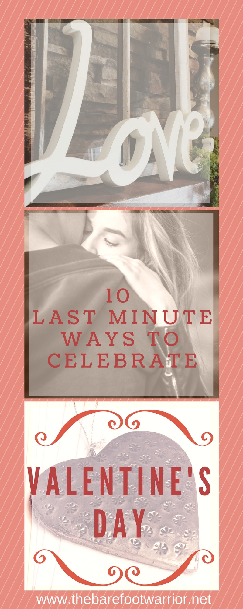 10 last minute ways to celebrate Valentines's Day