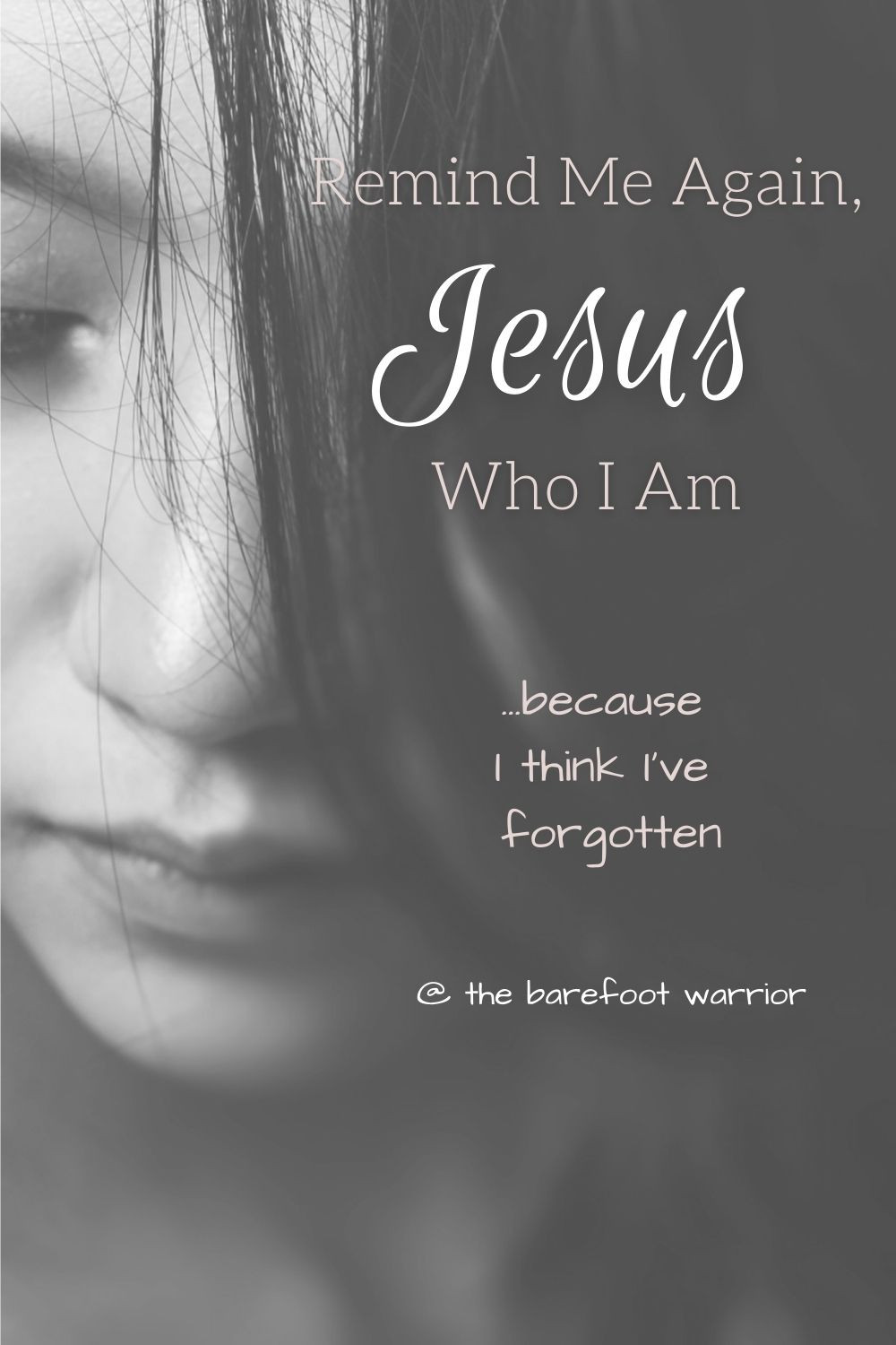 Who Am I in Jesus?