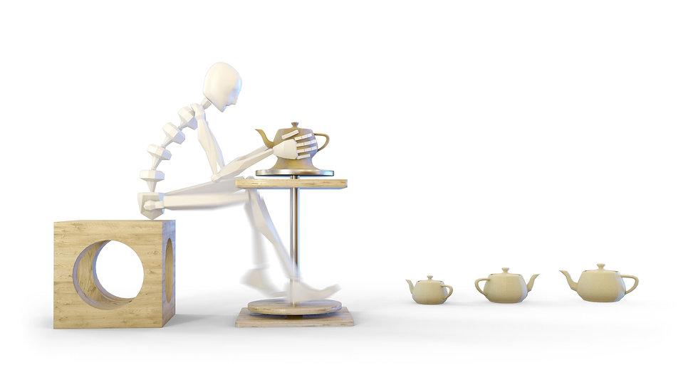 3D моделирование объектов