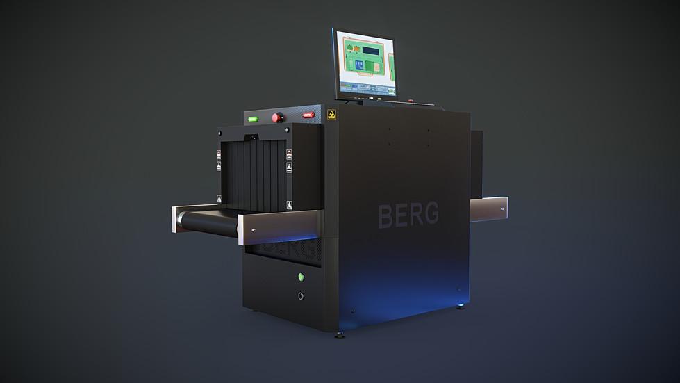 BERG-6040 «КАРБОН»