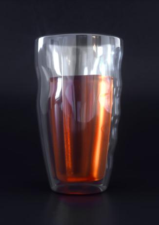 3D визуализация стакана CUP-X