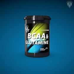 «4UZE BCCA&GLUTAMINE»