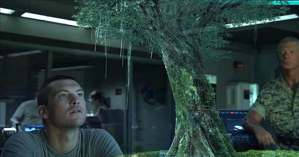 Голограмма древа