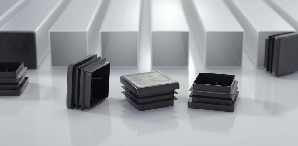 3d визуализация пластиковой заглушки