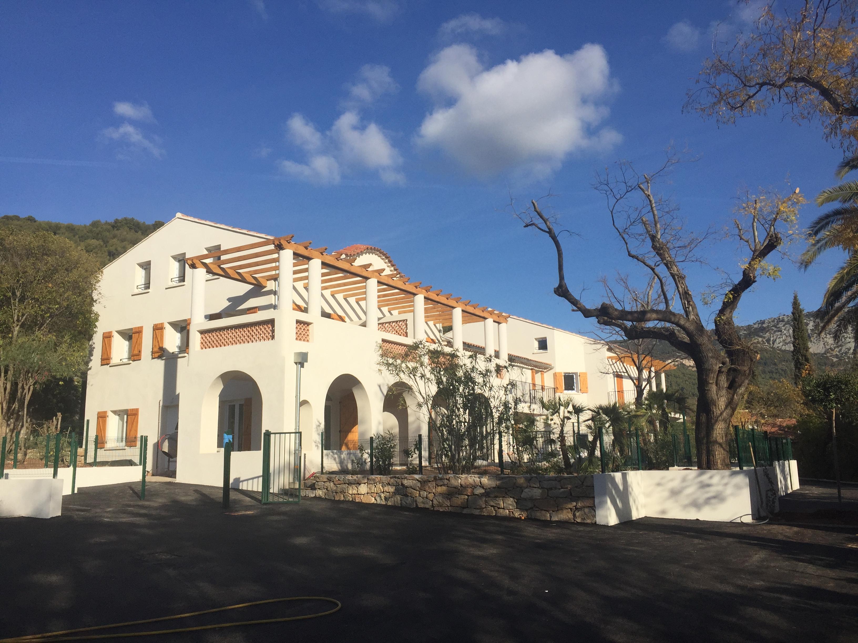 11 logements à Toulon