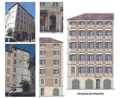Rénovation 10 logements