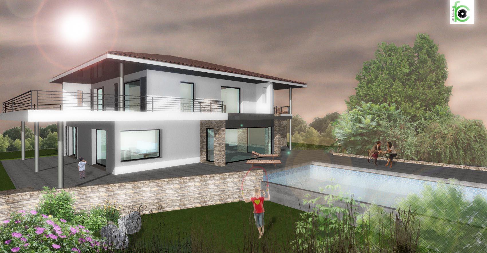 Villa à Sanary (Projet)
