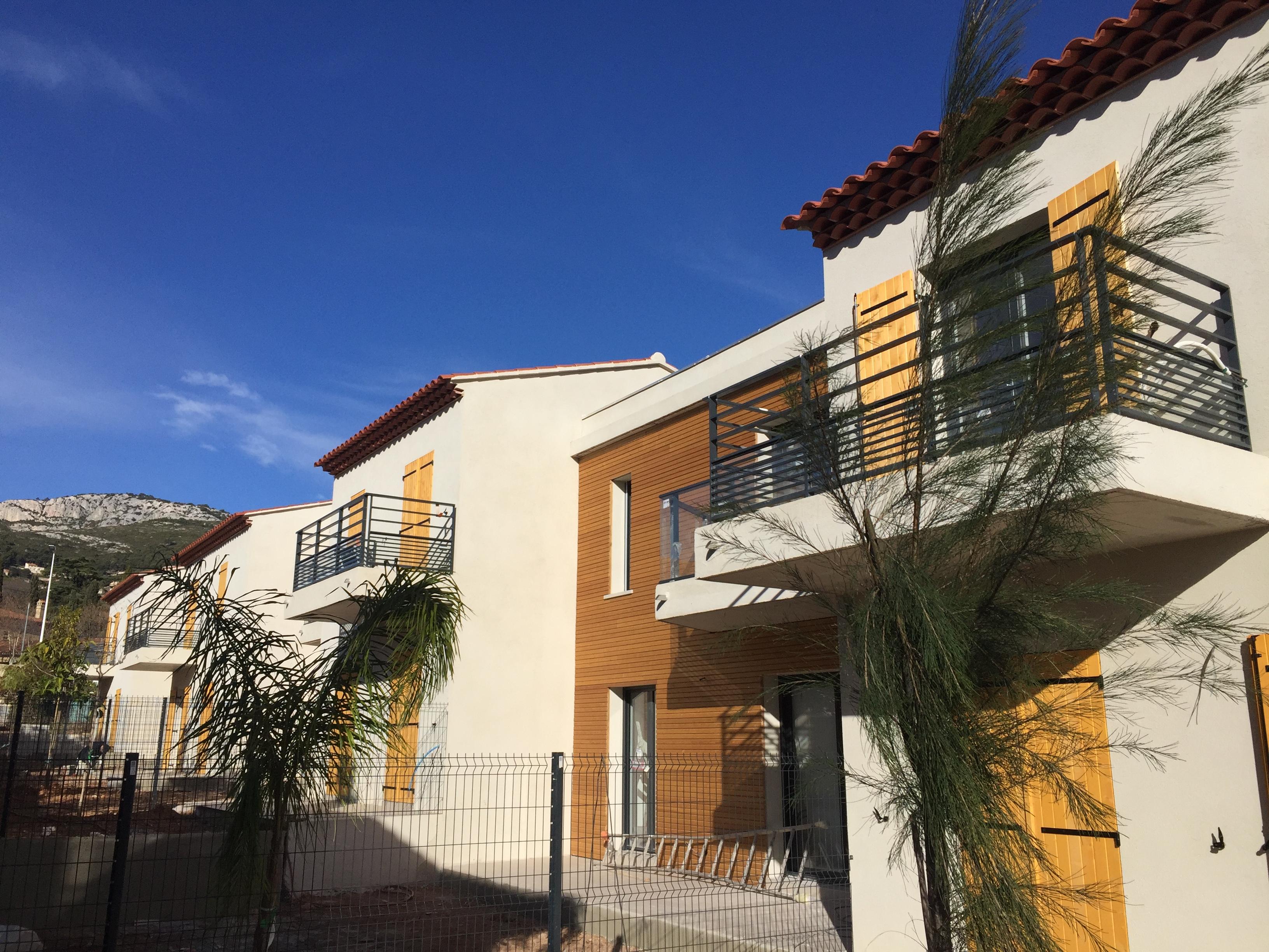 7 maisons à Toulon