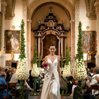 Huwelijk in de kerk
