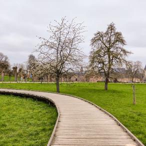 Wandelen in en rond Alden Biesen: Oranje route
