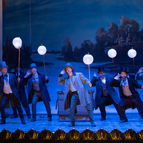 De zomer zonder opera