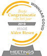 Congresloc goud Alden Biesen BE.jpg