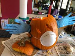 pumpkin carving.pp
