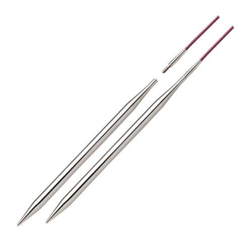 """Pointes d'aiguilles à tricot Interchangeable - Knitpro """"Nova Metal"""""""