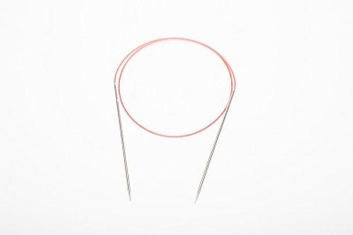 Aiguilles à tricot circulaires fixes  - ADDI