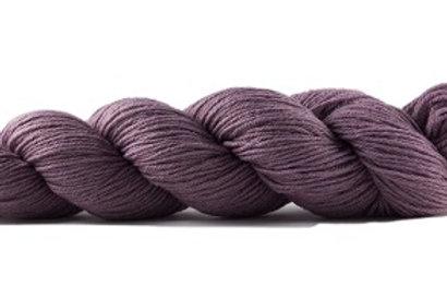 Manx Merino Fine - GOTS - Rosy Green Wool