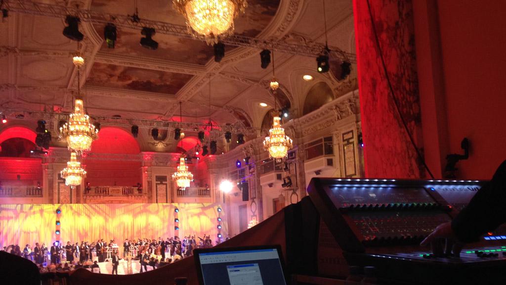 ECR @ Hofburg Vienna