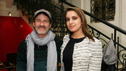Meeting James Horner 2013