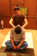 neck back shoulder massage Brackely