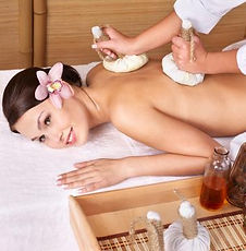 Thai herbal compression massage in Bicester Oxfordshire
