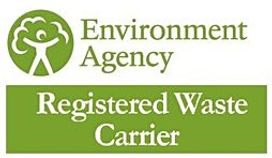 Amor Removals Ltd have a waste carriers licence.