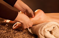 Reflexology foot massage in Banbury Oxfordshire
