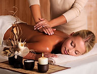 Aromatherapy massage in the Cotswolds