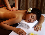 Thai oil massage in the Cotswolds