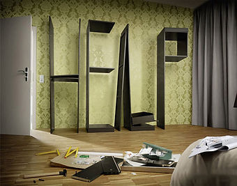 Bicester and Oxfordshire flat pack furniture builders