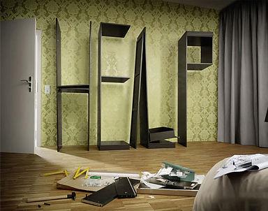 Amor Removals Ltd flat pack furniture assembly