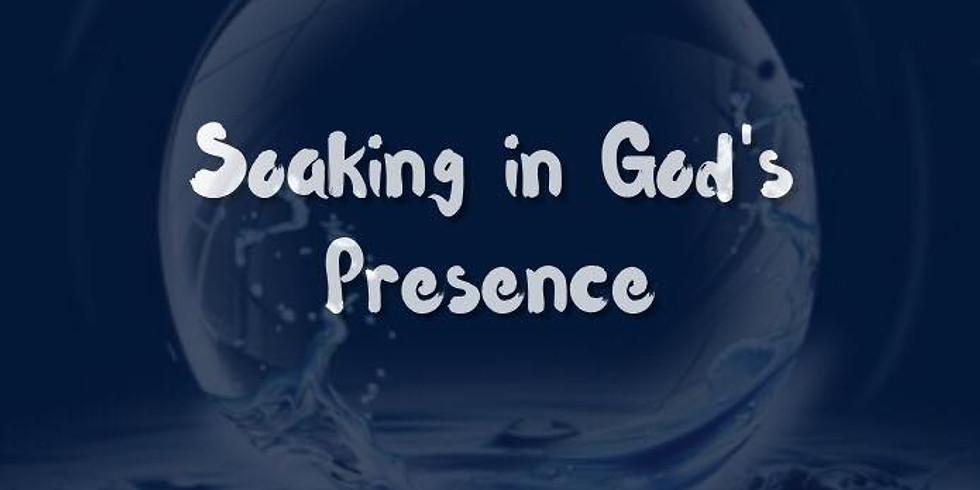 Worship Night: Soaking in God's Presence